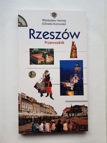 """W. Hennig, E. Kurowska """"Rzeszów - przewodnik"""" - NOWA!"""