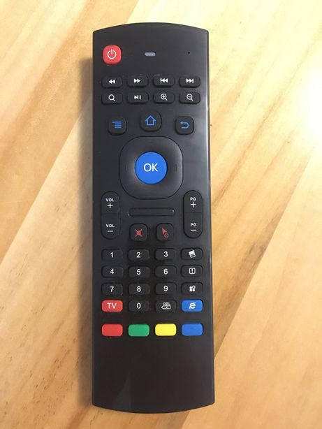 Pilot SmartTV Qwerty PC/MAC/ANDROID
