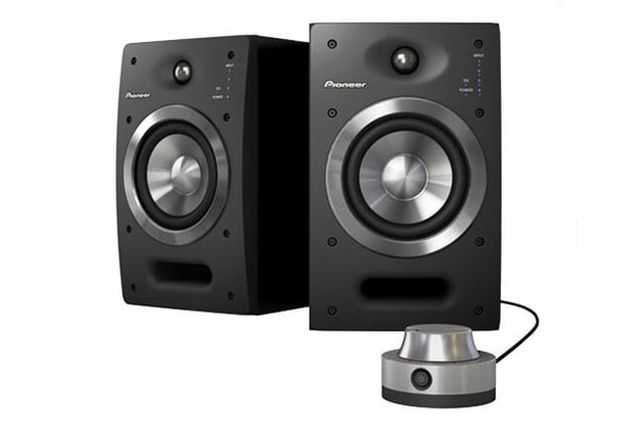 Colunas Pioneer S-DJ05