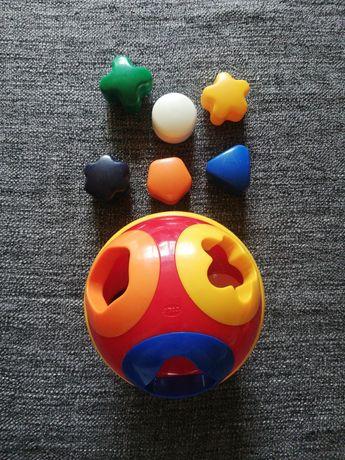 развивающая игрушка Сортер шар Tolo