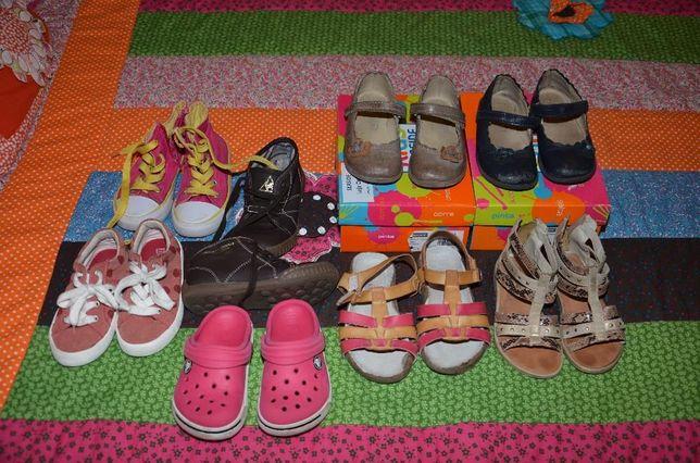 BAIXA PREÇO - Lote de calçado de menina tam. 27