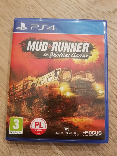 Mud runner ps4