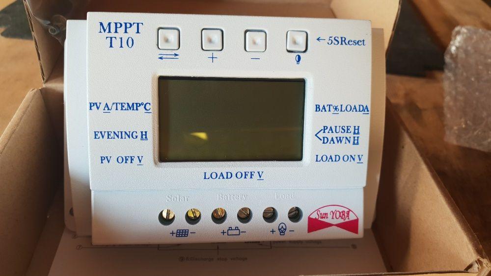 Controlador solar MPPT
