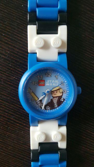Zegarek Lego Star Wars Luke Skaywalker dla dziecka chłopca