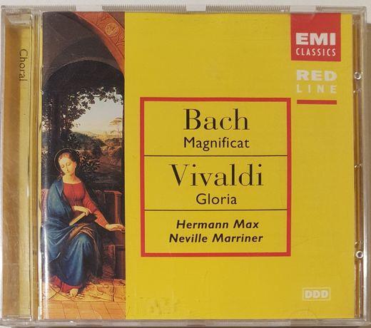 Johann Sebastian Bach i Vivaldi na CD