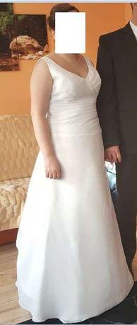Suknia ślubna rozmiar 40 42 44