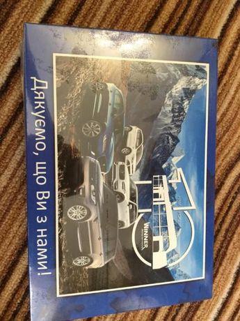 Пазл автомобили Winner упакованный