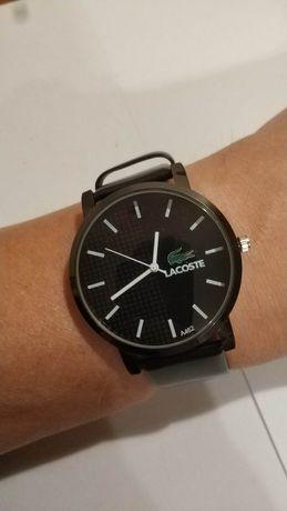 Zegarek Lacoste czarny