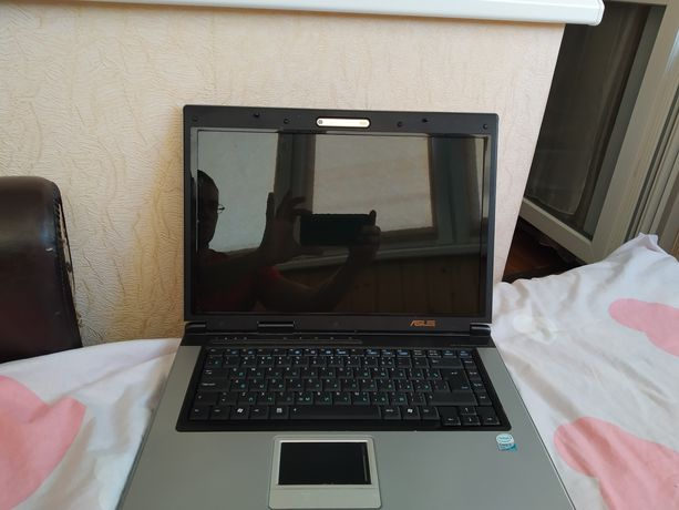 Ноутбук ASUS X50SL на запчасти