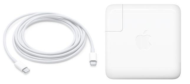 Z483 Carregador USB-C Apple Macbook Pro 87W + Cabo em Stock