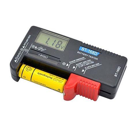 Детектор проверки батареек ВТ-168 PRO Новая модель