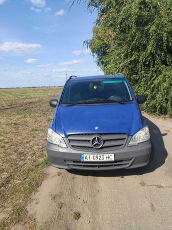 Mercedes-Benz Vito 116 2012  2,1 CDI