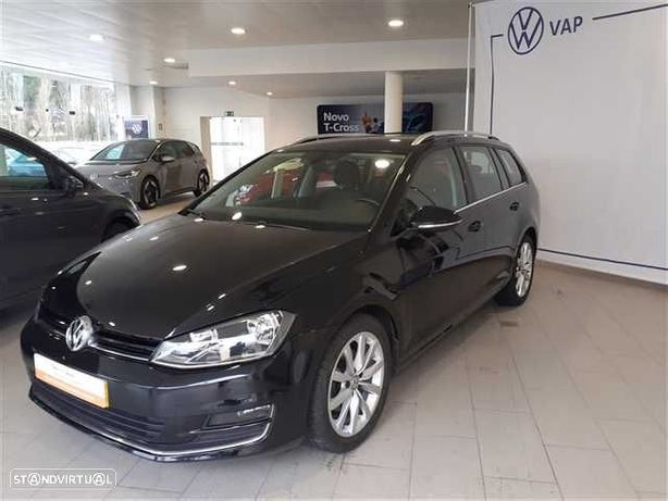 VW Golf Variant 1.6 TDi Highline