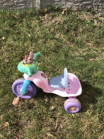 Rowerek na 3 kółkach dziecięcy-zabawka.