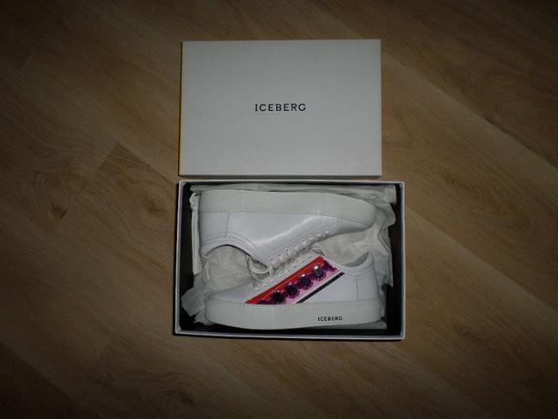 Iceberg sneakersy trampki 37,5-38