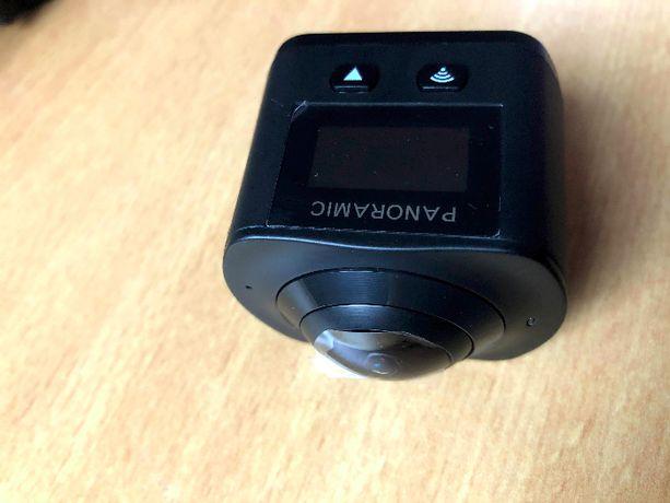 Nowa Kamera sportowa 360 stopni Action 16Mpx WIFI (jak Manta MM9360)