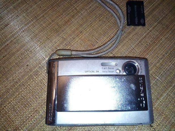 Máquina Fotográfica Sony Cyber-shot DSC-T5
