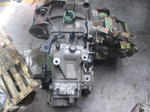 Caixa velocidade DUW VW / GOLF 4 / 1999 / 1.4 I / 5V / GASOLINA /