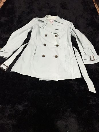 trench coat zara S