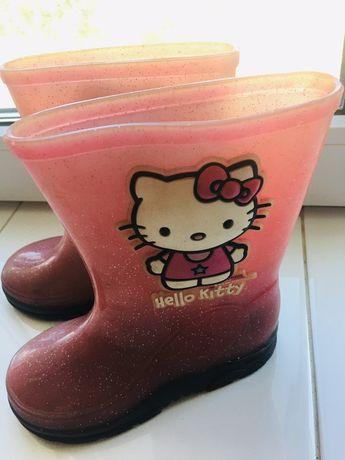Резиновые сапоги размер 7/ до 16,2 см ножка