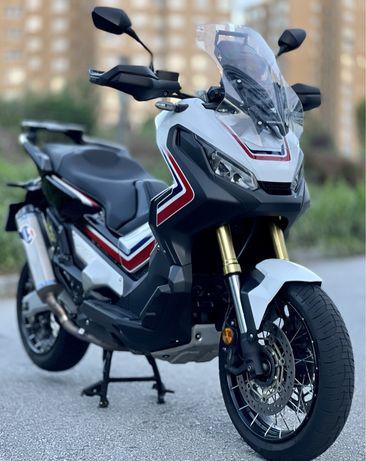 Honda XADV 750cc - Imensos Extras