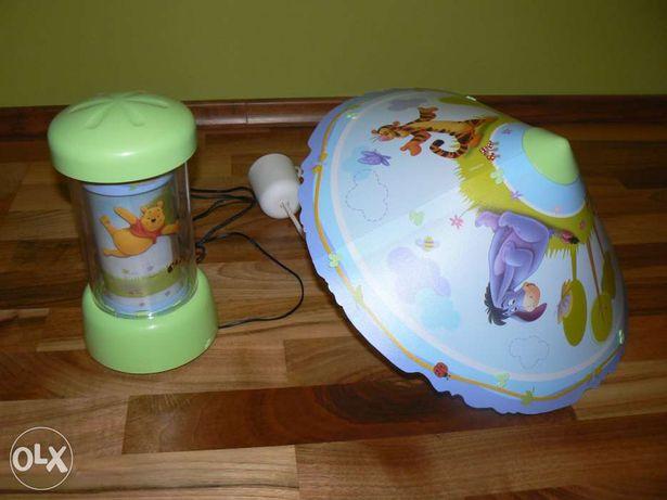 lampa dla dziecka, stan idealny