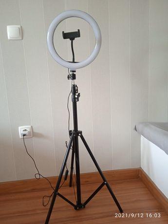 Ring light (luz LED)