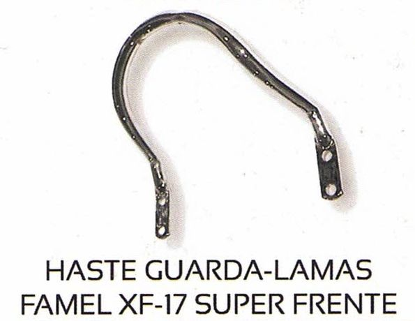 Haste Guarda-Lamas Frente Famel XF-17 Super