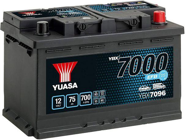 Аккумуляторы - Акб Yuasa 35 40 45 50 60 65 70 74 100 140 220