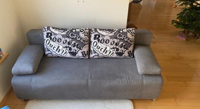 Sofa młodzieżowa BRW z funkcją spania