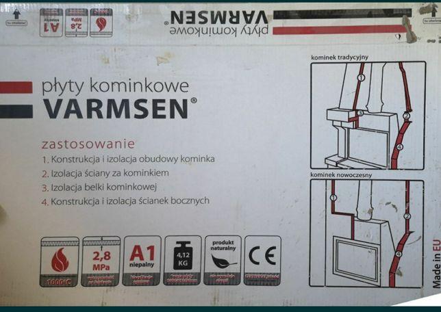 Sprzedam płyty kominkowe izolacyjne Varmsen kołki tdm gratis