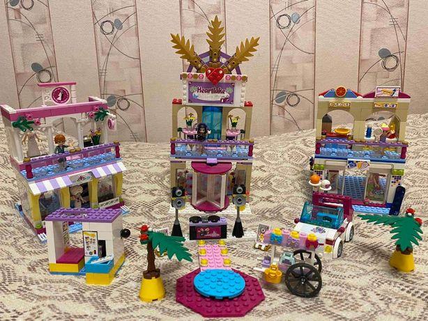 Lego friends лего для девочек френдс 41058