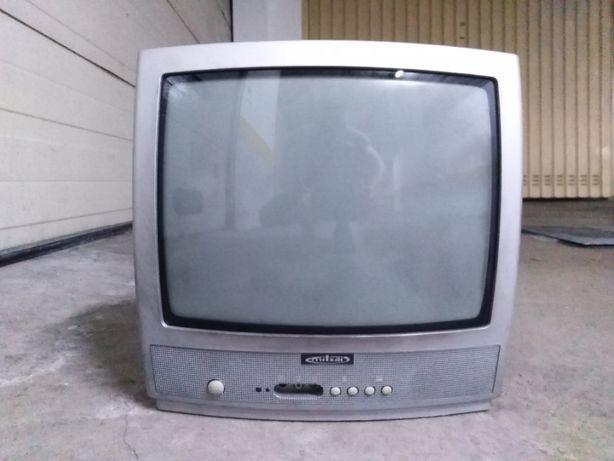Televisão a cores compacta Mitsai
