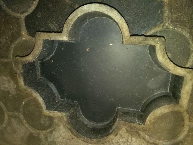 Formy do kostki brukowej