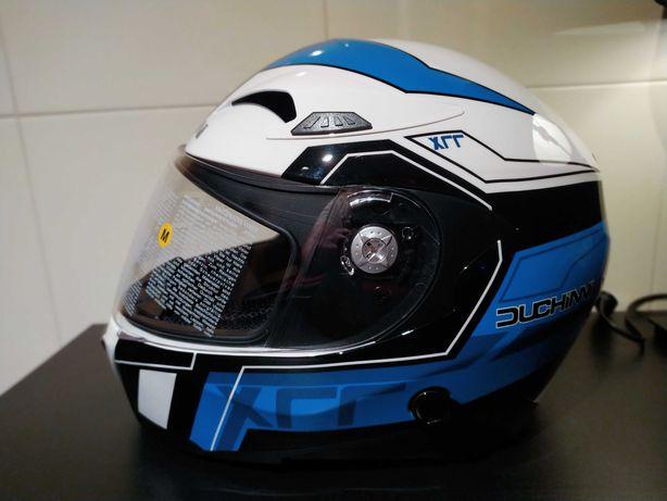 Capacete Duchinni D405 XRR integral scooter mota novo