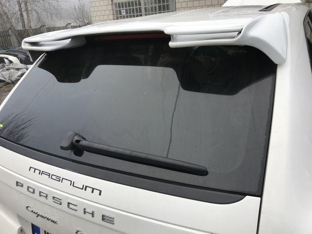 Spojler klapa tył porsche cayenne turbo gts techart magnum 955 4,5 v8