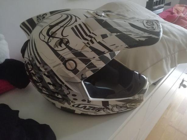 Capacete Lazer motocross ou Downhill