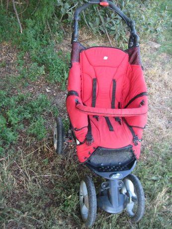 Продается французская коляска Bebe Confort 2 в 1