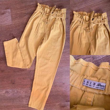 Новые джинсы МОМ Denim Co размер 34 XS-S