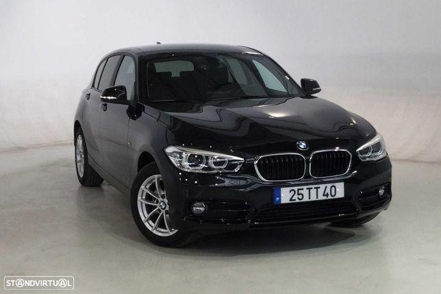 BMW 116 (116 d Line Sport)