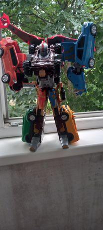 Тобот, робот, трансформер