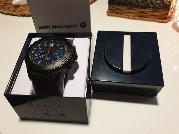 Zegarek chronograph BMW ICE datownik stan b. dobry
