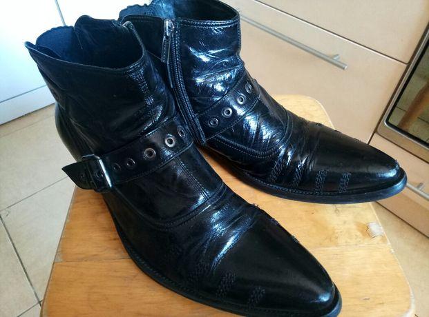 Ботинки классика,демисизон