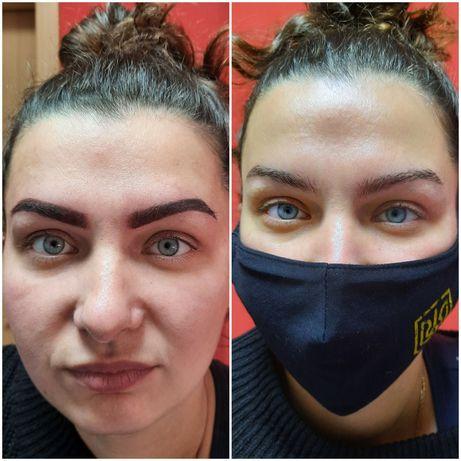 Перманентный макияж, ищу Модели