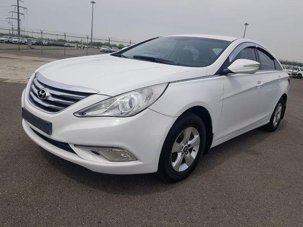 Hyundai Sonata YF 2014 LPI Николаев