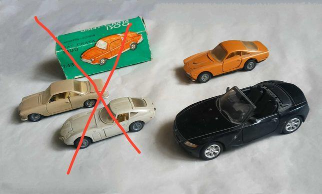 Масштабная модель автомобиля