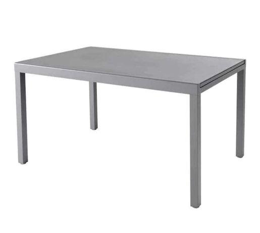 Stół ogrodowy aluminium