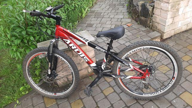 Велосипед Ardis rocks состояние нового