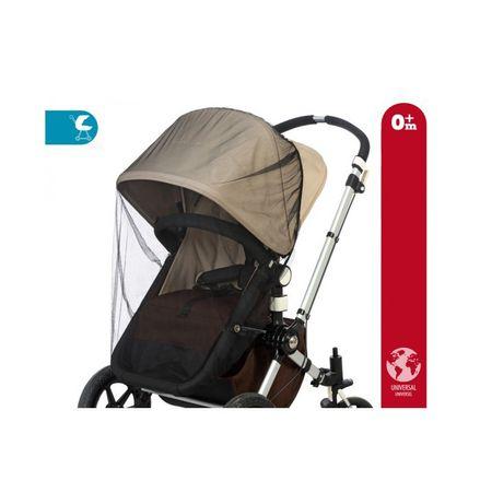 Rede mosquiteira para carrinho de bebé