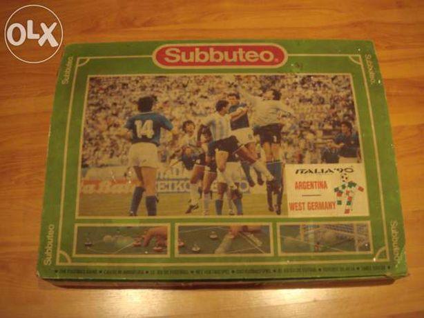 Jogo antigo subbuteo italia 90